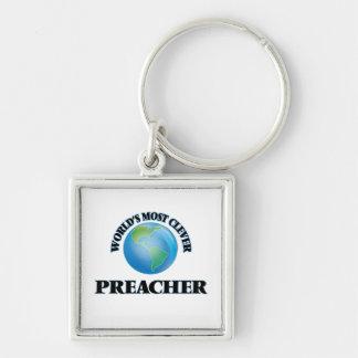 O pregador o mais inteligente do mundo chaveiro