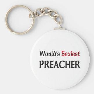 "O pregador o mais ""sexy"" do mundo chaveiro"