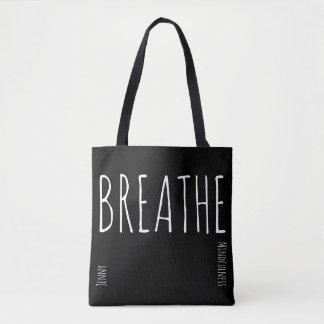 O presente do Mindfulness RESPIRA o bolsa