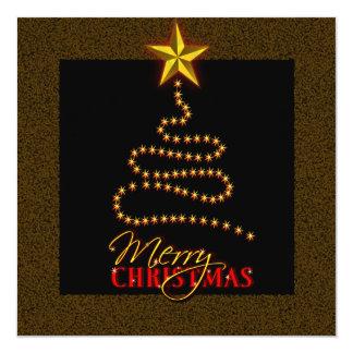 O preto do Natal e o convite de festas do ouro