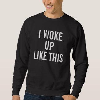 O preto que dos homens eu acordei como esta camisa