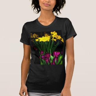 O primavera de NYC floresce a arte & a fotografia Tshirts