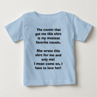 O primo que me obteve esta camisa é meus mostes…
