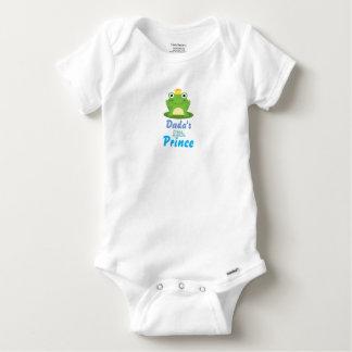 O príncipe pequeno Bebê Camisa de Dada