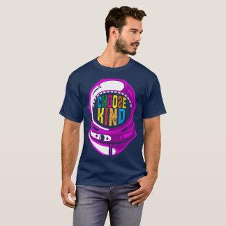 O professor escolhe a camisa amável - mensagem