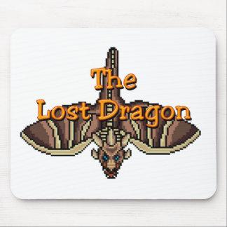 O projeto perdido de Kickstarter do dragão Mouse Pad