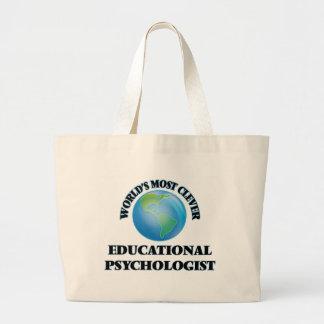O psicólogo educacional o mais inteligente do bolsas para compras