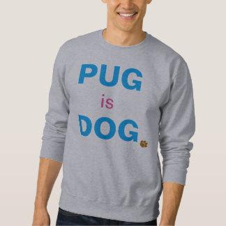 O Pug é cão Moleton