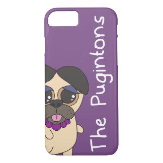 O Pugintons: Barb - capas de iphone