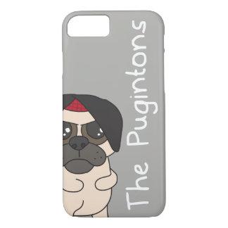 O Pugintons: Kevin - capas de iphone