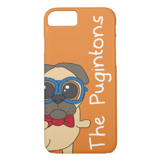 O Pugintons: Percy - capas de iphone