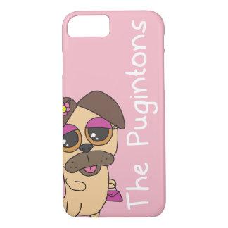 O Pugintons: Stephanie - capas de iphone