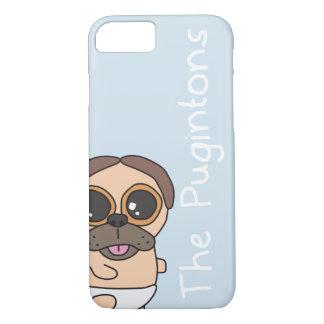 O Pugintons: Trevor - capas de iphone
