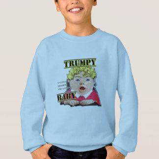 O pulôver Sweatshiirt do miúdo do bebê de Trumpy