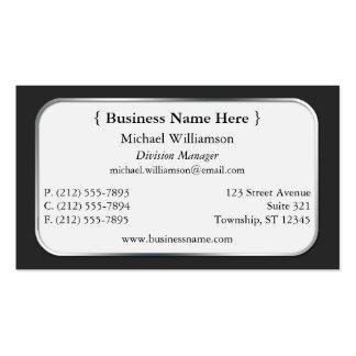 O quadro preto 2 tomou partido 2013 cartões de vis cartões de visita