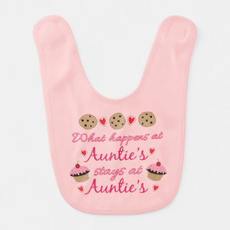 O que acontece no Bebê Babador do Auntie