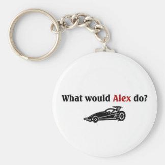 O que Alex faria Chaveiro