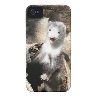 O que é acima da caixa corajosa de Blackberry Capinhas iPhone 4