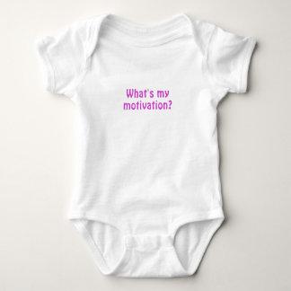O que é minha motivação body para bebê