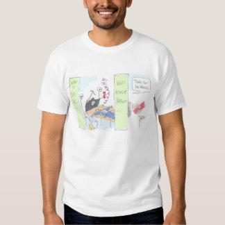 O que feltro gosta - t-shirt
