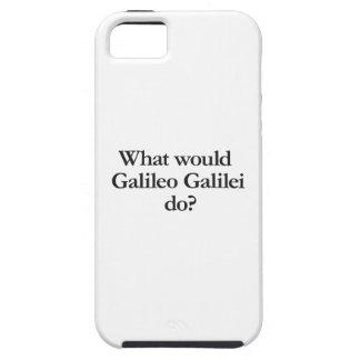 o que Galileu Galilei faria Capa Para iPhone 5