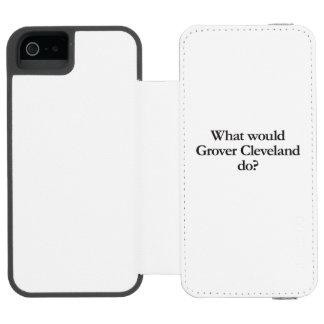 o que Grover Cleveland faria