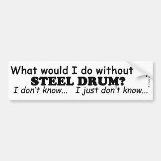O que mim faça, o cilindro de aço adesivos