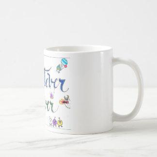 O que quer que para sempre caneca de café