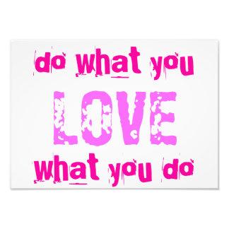 O que você ama