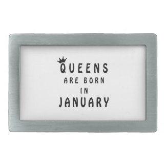 O Queens é nascido em janeiro
