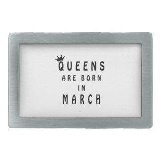 O Queens é nascido em março