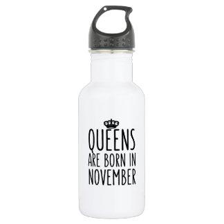 O Queens é nascido em novembro