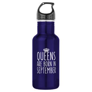 O Queens é nascido em setembro