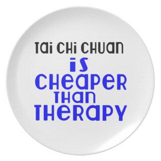 O qui Chuan da TAI é mais barato do que a terapia Prato