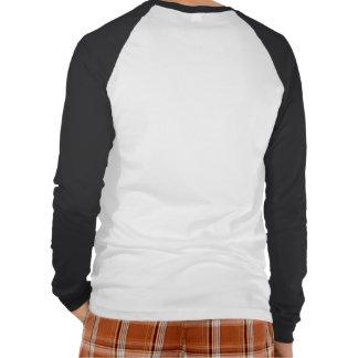 O Raglan dos homens de MyCrib T-shirts