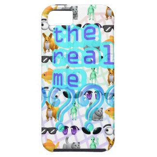 O real mim capas para iPhone 5