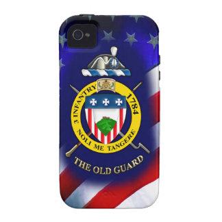 """ó Regimento de infantaria """"a velha guarda"""" Capinhas iPhone 4/4S"""
