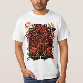 O rei do faraó de Nubian Camisetas
