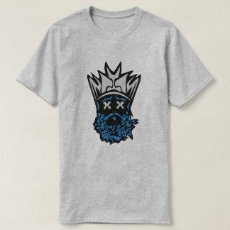 O rei farpado Carolina Panthers Colorway Camiseta