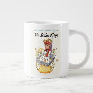 O rei pequeno Enorme Caneca