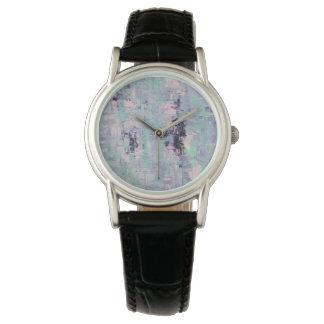 O relógio da mulher artística de Susan