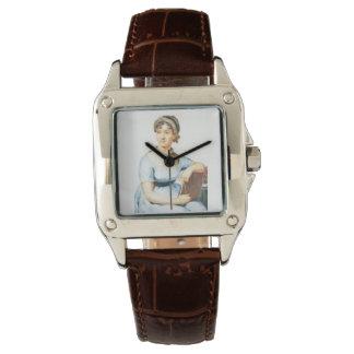 O relógio das mulheres de Jane Austen