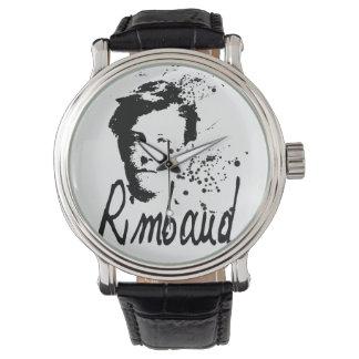 O relógio de RIMBAUD escolhe seu modelo