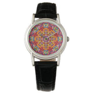 O relógio saboroso    das mulheres do vintage do