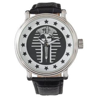 O relógio urbano do faraó do Anjo-Fundraiser