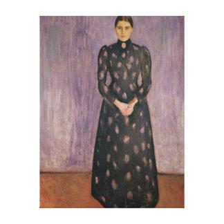 O retrato de Inger Munch
