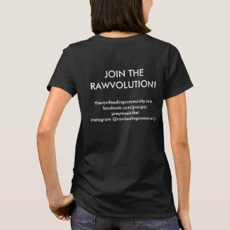 O RFC JUNTA-SE à camisa das mulheres de