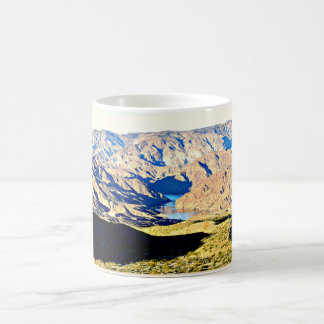 O Rio Colorado no copo de café das Caneca De Café