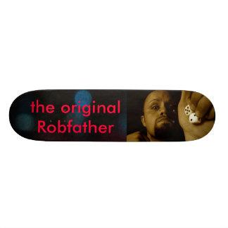 o Robfather original Shape De Skate 21,6cm