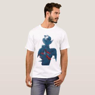 O robô retro inspirou a camisa de T